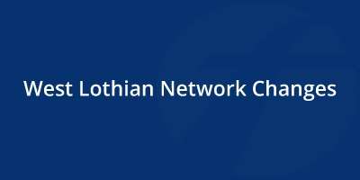 Image for 'West Lothian Network Changes'