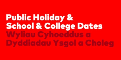Image for 'Public Holiday and School Term Dates'