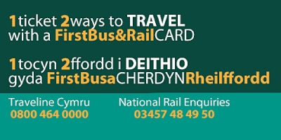 Image for 'First Bus & Rail Card'