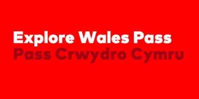 Image for 'Explore Wales Pass'