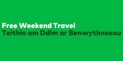 Image for 'Traws Cymru Free Travel Offer'