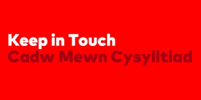 Image for 'Keep in Touch!'