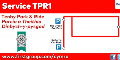 Image for 'Tenby Park & Ride'