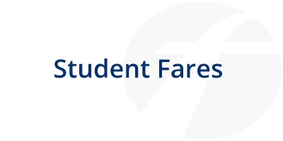 Image for 'Student Fares'