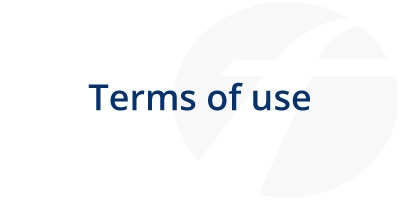 Image for 'Terms of use'