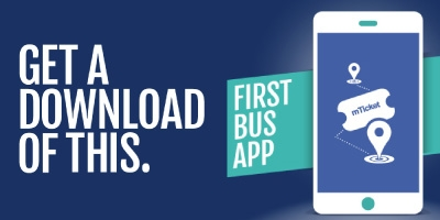 Image for 'Tech the Bus - Smarter Travel'
