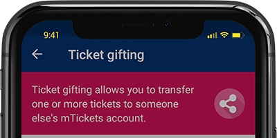 Image for 'Ticket Gifting'