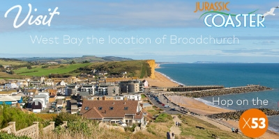 Image for 'Visit the real Broadchurch'