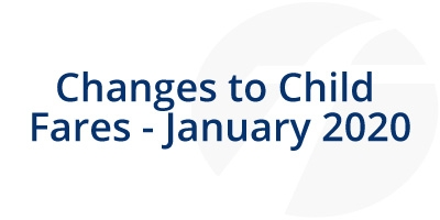 Image for 'Changes to Child Fares - January 2020'
