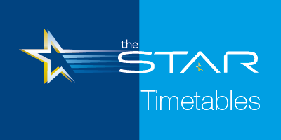 Image for 'The Star Timetables'