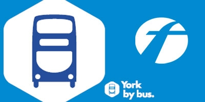 Image for 'Park & Ride with a York by bus Smart Card'